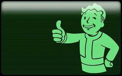 Fallout Vault Boy Wallpapers Desktop Pip Laptop