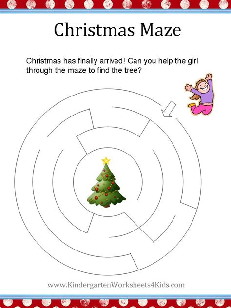 christmas activity forwork worksheets