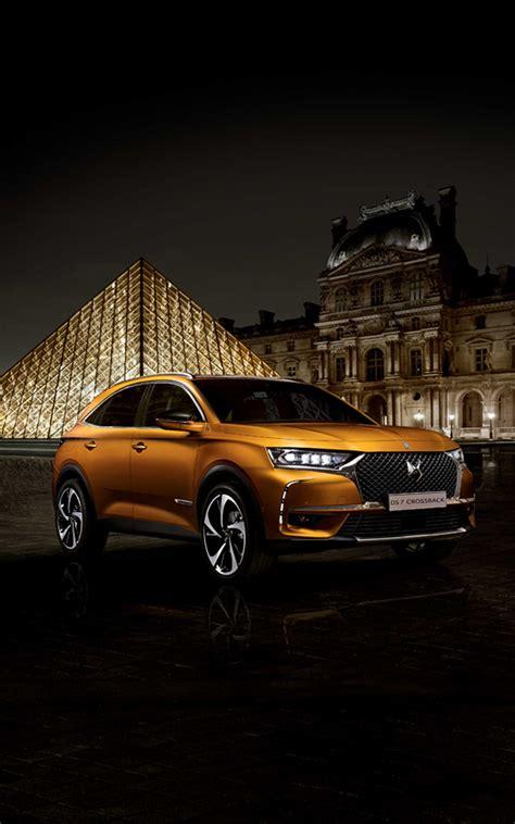 ds  crossback ds range ds automobiles egypt
