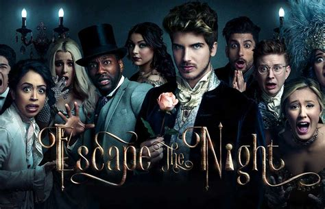 Joey Graceffa Is Here With The u0026quot;Escape The Nightu0026quot; Season 2 ...