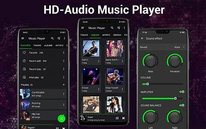 Player Audio Android Type Screen Apk