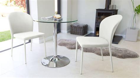 glass  seater dining set pedestal base uk