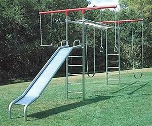 Free Swing Set Plans With Monkey Bars Plans DIY Free