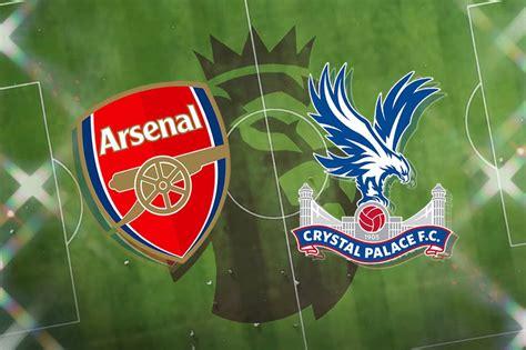 Arsenal vs Crystal Palace: LIVE! Latest team news, lineups ...