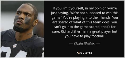 top  quotes  charles woodson   quotes