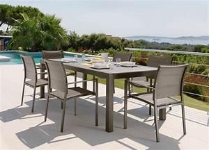 Table Jardin Extensible en Aluminium Vente en Ligne Italy Dream Design