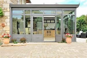 les 25 meilleures idees de la categorie veranda toit plat With maison toit plat bois 8 achat veranda notre guide pratique pour la choisir