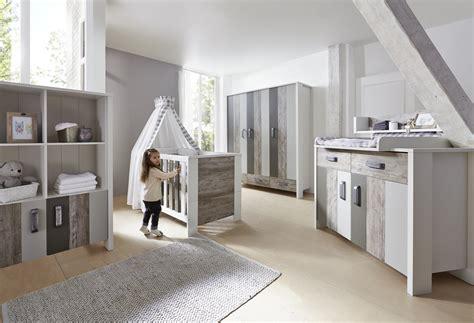chambres bebe schardt chambre bébé woody grey lit commode armoire 3