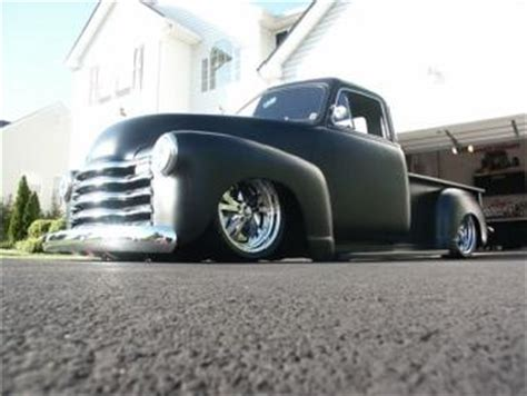 brad tilley  chevy  window pickup hotrod hotline