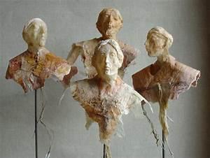 Sculpture En Papier Maché : besoin d 39 aide pour un devoir plastique ~ Melissatoandfro.com Idées de Décoration