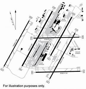 John Wayne Airport Diagram