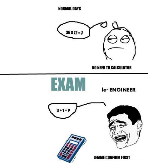 Exams Meme - the gallery for gt funny exam memes