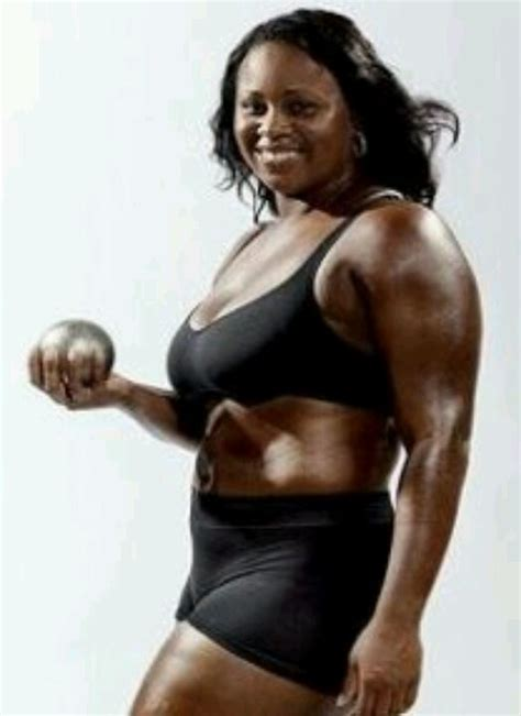 michelle carter  olympian shot put throwing