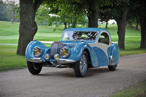 Bugatti has just begun construction of its new type 57 the end result was the aerolithe concept, a show car whose curves would spawn four coachbuilt type 57 scs—renamed the atlantic coupes. 1937 Bugatti Type 57SC Atalante History, Pictures, Value, Auction Sales, Research and News