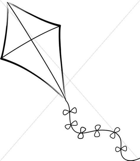 children flying kites drawing  getdrawingscom
