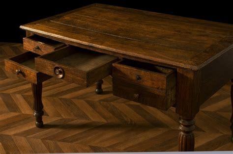 bureau style ancien bureau ancie fin xixeme bureau de travail meuble