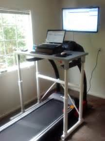 DIY Treadmill Desk IKEA