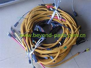 Excavator Parts 320d 323d Chassis Wire Harness 291 7590 On Aliexpress Com