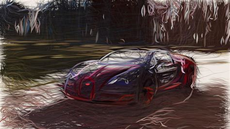 Bugatti veyron drawing free download best bugatti veyron drawing. Bugatti Veyron Grand Sport Vitesse La Finale Drawing Digital Art by CarsToon Concept