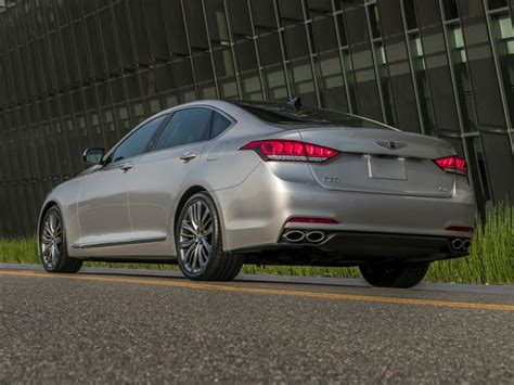 2017 Genesis G80 Reviews, Specs And Prices