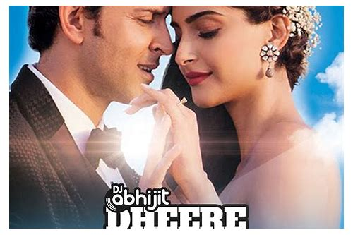 www.dheere dheere se mp4 song free download