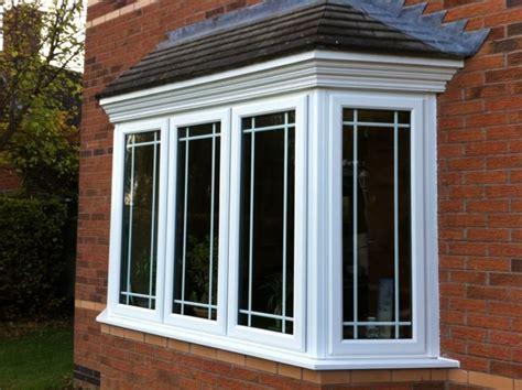 upvc bow  bay windows peterborough bay window prices