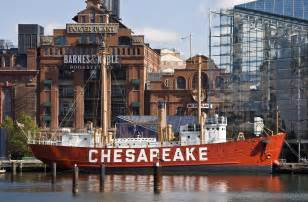 Baltimore Chesapeake Lightship