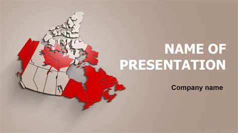 canada life powerpoint template