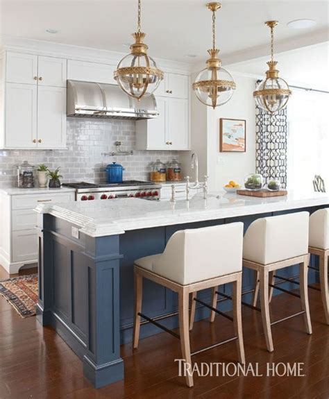 bold color    england home kitchens  love