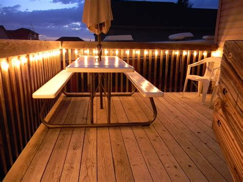 tip 5 lighting the deck organize and decorate