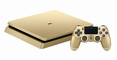 Gold Ps4 Playstation 500gb