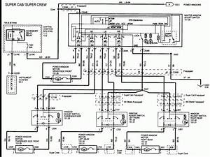 2005 Ford F 150 Power Window Wiring Diagram