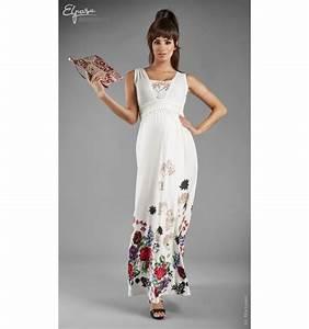 robe longue grossesse ceremonie robe longue soiree femme With robe de grossesse pour ceremonie