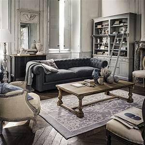 Maison Du Monde Salon : mobili classici camere da letto classiche maisons du monde ~ Teatrodelosmanantiales.com Idées de Décoration
