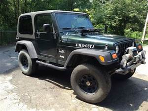 Find Used 2005 Jeep Willis Tj Wrangler 4x4 With Manual 6
