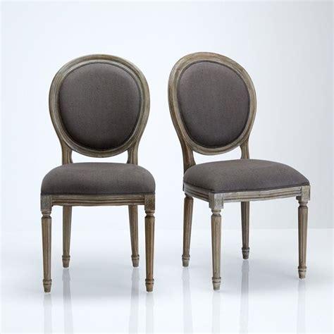 peindre canapé tissu les 25 meilleures idées concernant chaise medaillon sur
