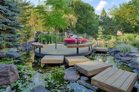Totally Unusual Backyard Ponds, Pools And Fountains