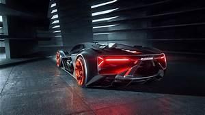Lamborghini Terzo Millennio 2019 Wallpapers HD