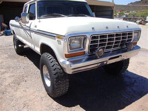 detroit diesel powered  ford   monster  sale