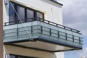 Balkon Nachträglich Anbauen : freitragende balkone bonda balkon und glasbau gmbh ~ Lizthompson.info Haus und Dekorationen
