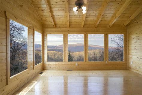 video   seal   window   log cabin weatherall