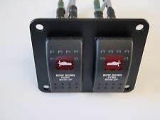 Bennett Rocker Switch Wiring Diagram : trim tab switch boat parts ebay ~ A.2002-acura-tl-radio.info Haus und Dekorationen