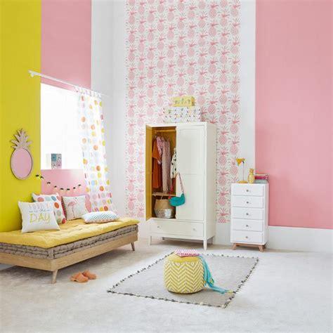 couleur des chambres des filles idée déco chambre fille deco clem around the corner