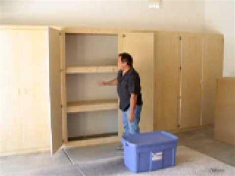 tall garage storage cabinet plans machozst