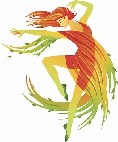 Dance Modern Vector Dancer Clip Illustrations Summer