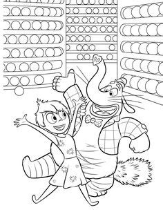 Coloring page of the mother and the father of the