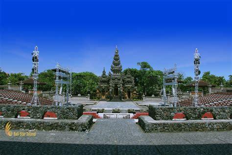 bali art center taman budaya denpasar places  interest