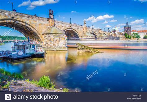 Praha Charles Bridge Old Town Stock Photos And Praha Charles