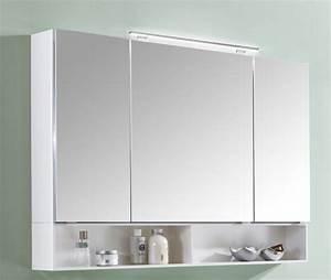 Spiegelschrank Bad 120 Cm : marlin bad 3110 spiegelschrank 120 cm stoc12 g nstig kaufen m bel universum ~ Bigdaddyawards.com Haus und Dekorationen