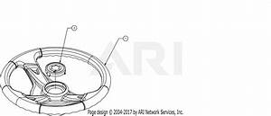 Troy Bilt 13wn77bs211 Pony  2017  Parts Diagram For